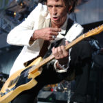 Keith Richards Signs A Publishing Deal With BMG