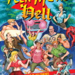 New Book – TEEN MOVIE HELL: A Crucible of Coming-of-Age Comedies from Animal House to Zapped!