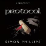 Drum Legend Simon Phillips Celebrates 30th Anniversary of Protocol With 6-CD Box Set!